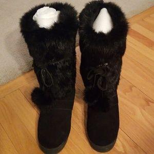 Minnetonka women's winter boots